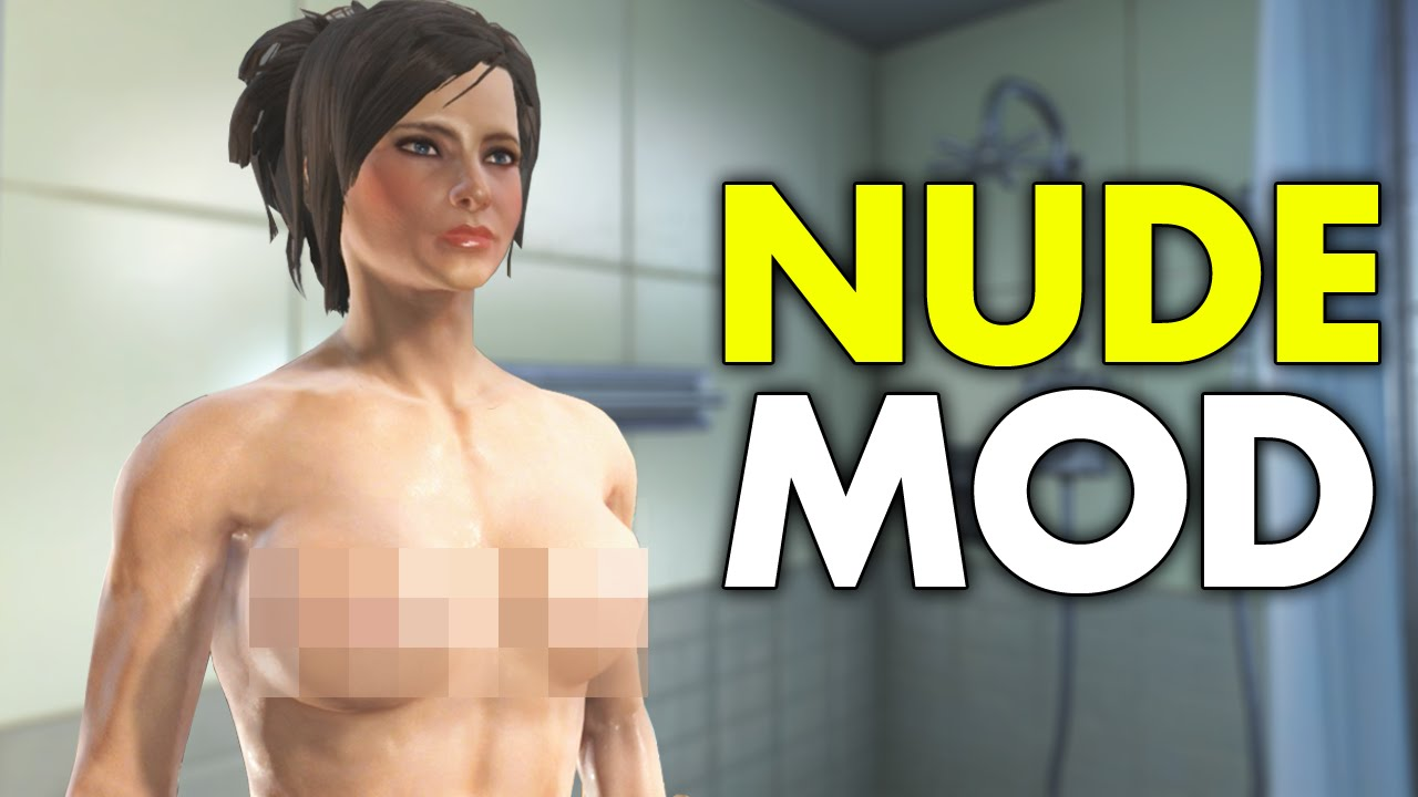 Fallout 4 Nude Patch foto 1