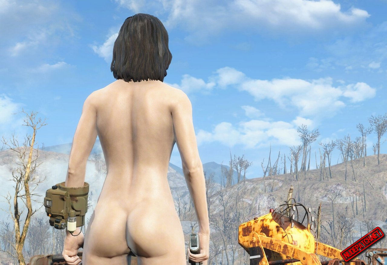 Fallout 4 Nude Patch