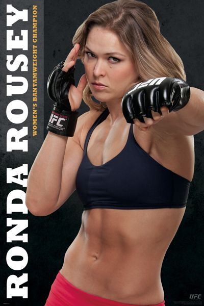 Ronda Rousey Nackt Sex Workout Video foto 1