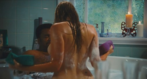 Bodysofwork Jessica Paré Nude Gifs From Hot Tub