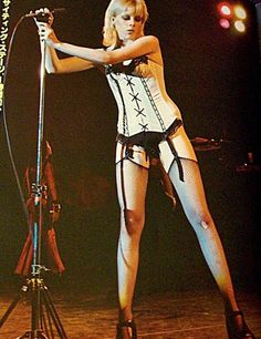 Cherie Currie Nackt foto 1